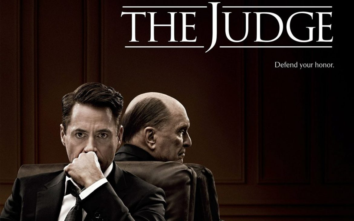 The Judge (2014) Film Review